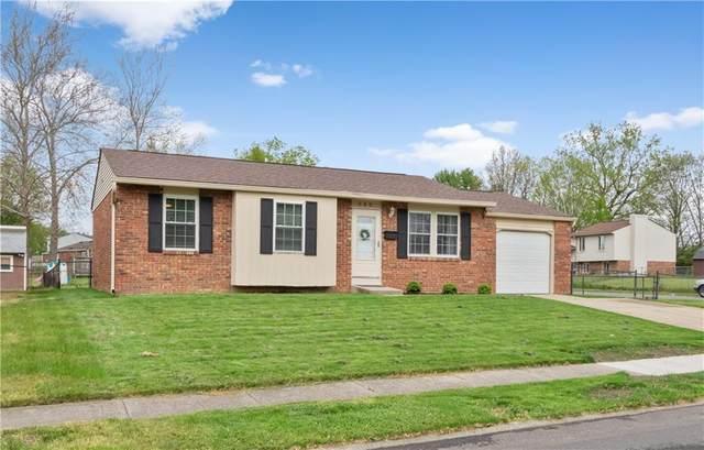 502 Dangerfield Drive, Beech Grove, IN 46107 (MLS #21781290) :: Heard Real Estate Team | eXp Realty, LLC