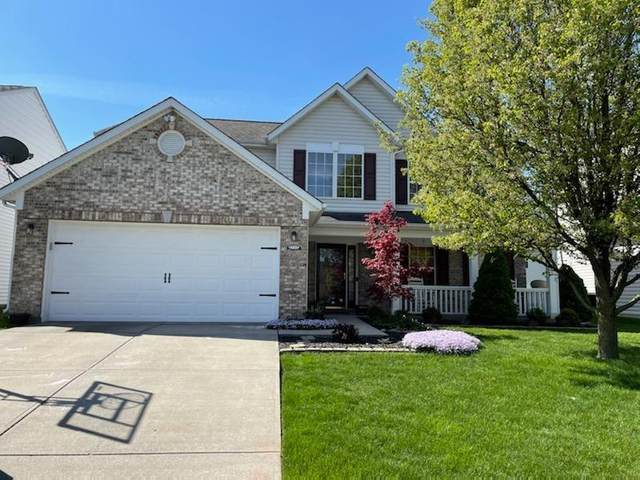 6733 Ennis Way, Indianapolis, IN 46237 (MLS #21781294) :: RE/MAX Legacy