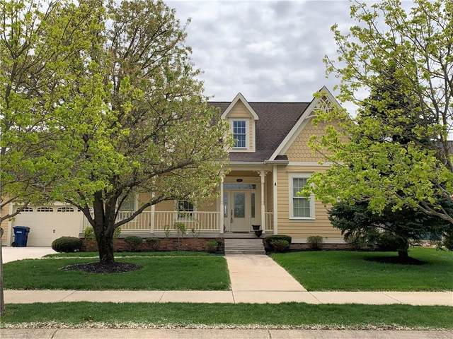 9405 W Blacksmith Drive, Muncie, IN 47304 (MLS #21781304) :: Mike Price Realty Team - RE/MAX Centerstone