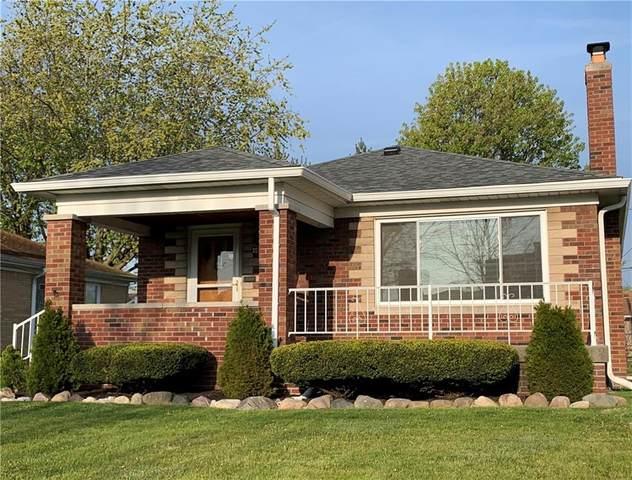 1426 N Downey Avenue, Indianapolis, IN 46219 (MLS #21781320) :: Heard Real Estate Team | eXp Realty, LLC