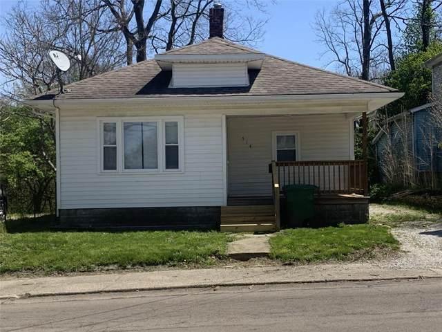 514 N 16th Street, New Castle, IN 47362 (MLS #21781326) :: The ORR Home Selling Team