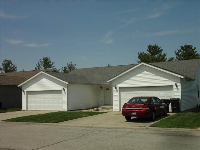 730 W Gaston Drive, Greensburg, IN 47240 (MLS #21781332) :: Richwine Elite Group