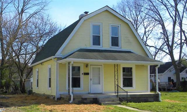 1055 W Roache Street, Indianapolis, IN 46208 (MLS #21781351) :: Anthony Robinson & AMR Real Estate Group LLC