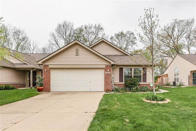 7302 Brant Pointe Circle, Indianapolis, IN 46217 (MLS #21781364) :: The Evelo Team