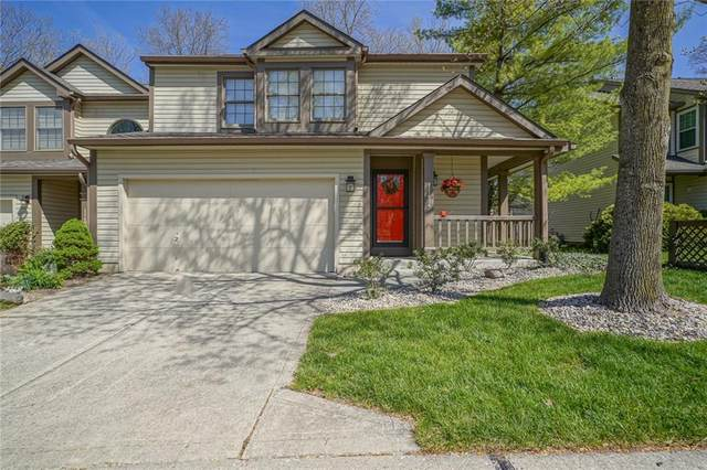 11494 Hidden Bay, Indianapolis, IN 46236 (MLS #21781370) :: Richwine Elite Group