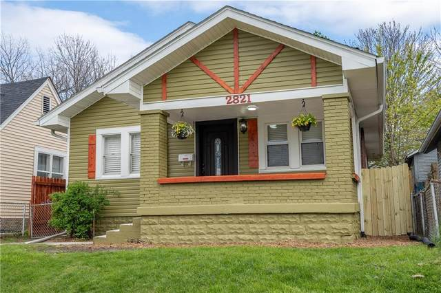 2821 Brookside Avenue, Indianapolis, IN 46218 (MLS #21781374) :: RE/MAX Legacy