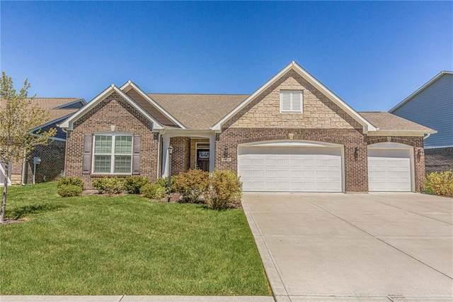 6424 Doyal Drive, Whitestown, IN 46075 (MLS #21781388) :: Ferris Property Group
