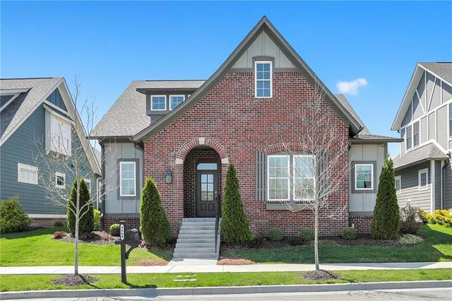 9860 Morningstar Lane, Carmel, IN 46280 (MLS #21781391) :: Anthony Robinson & AMR Real Estate Group LLC