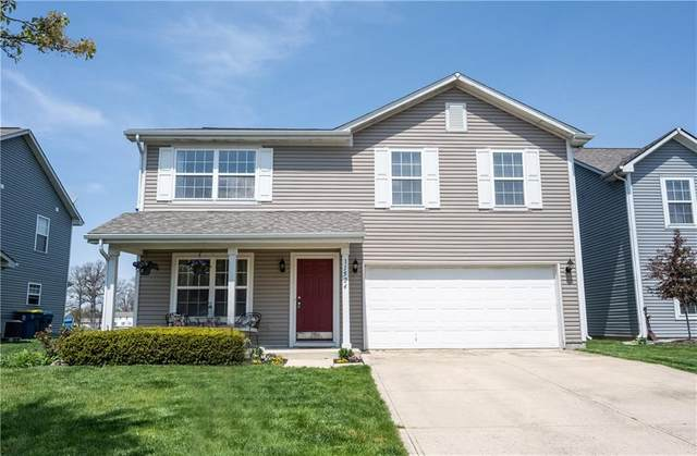 11524 Seabiscuit Drive, Noblesville, IN 46060 (MLS #21781393) :: The Evelo Team
