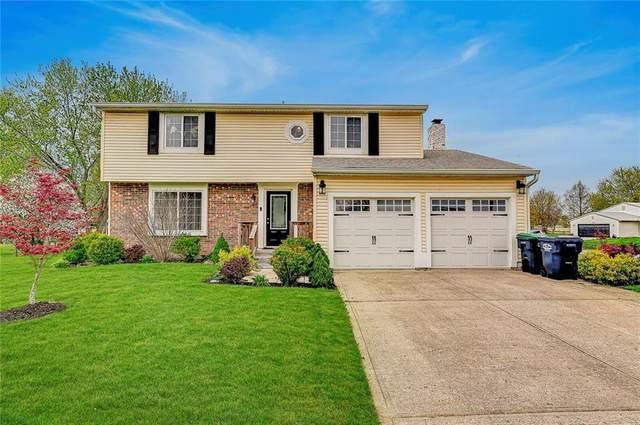 226 Yorktown Road, Greenwood, IN 46142 (MLS #21781394) :: Heard Real Estate Team | eXp Realty, LLC