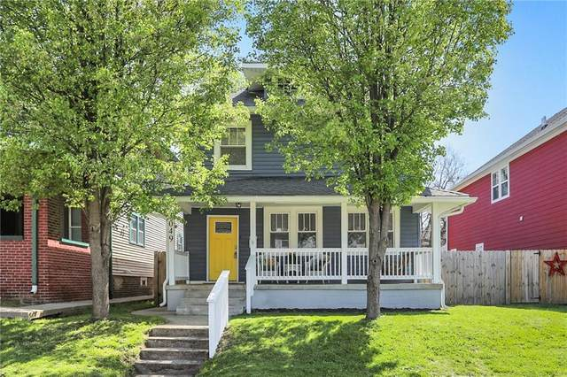 3049 Broadway Street, Indianapolis, IN 46205 (MLS #21781396) :: RE/MAX Legacy