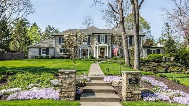 155 Forest Boulevard, Indianapolis, IN 46240 (MLS #21781408) :: Heard Real Estate Team   eXp Realty, LLC
