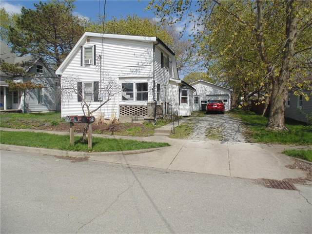 511A & 511B S Pennsylvania Street, Greenfield, IN 46140 (MLS #21781412) :: RE/MAX Legacy
