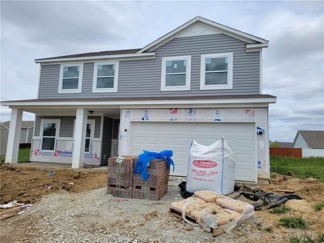 1656 W Kole, Greensburg, IN 47240 (MLS #21781432) :: The ORR Home Selling Team