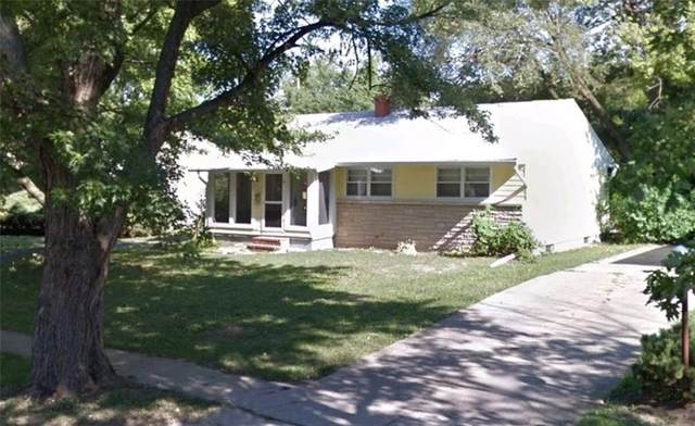 7650 E 49th Street, Indianapolis, IN 46226 (MLS #21781452) :: AR/haus Group Realty
