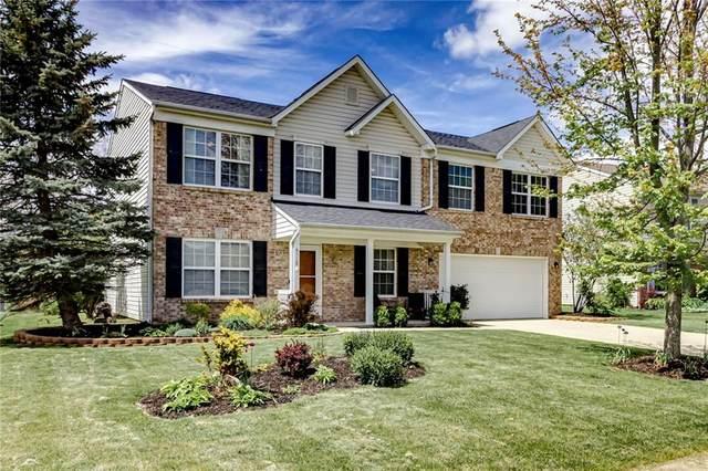 6518 Hunters Ridge N Drive, Zionsville, IN 46077 (MLS #21781461) :: Heard Real Estate Team | eXp Realty, LLC