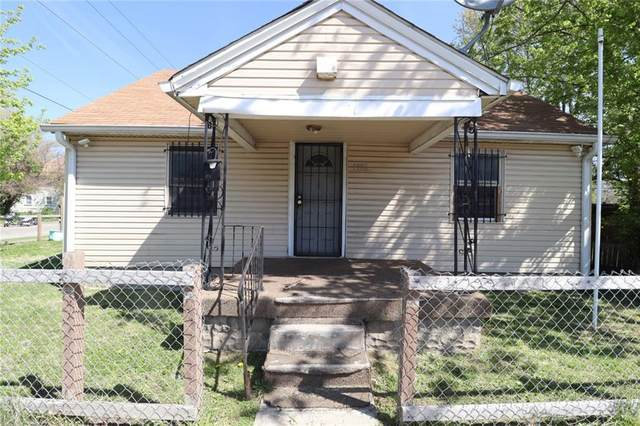 1302 E 25th Street, Indianapolis, IN 46205 (MLS #21781465) :: Richwine Elite Group