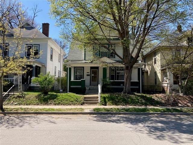 1204 N Tuxedo Street, Indianapolis, IN 46201 (MLS #21781491) :: Heard Real Estate Team | eXp Realty, LLC