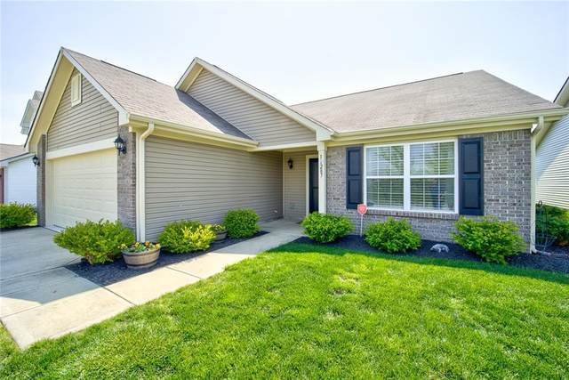 11287 Seabiscuit Drive, Noblesville, IN 46060 (MLS #21781506) :: The Evelo Team