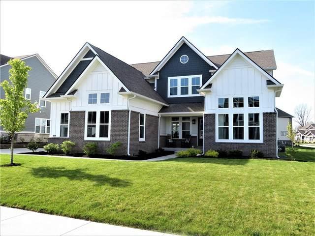 16289 Kenora Lane S, Fortville, IN 46040 (MLS #21781515) :: Dean Wagner Realtors