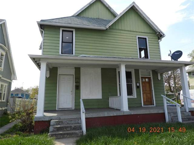 1036 N Tuxedo Street, Indianapolis, IN 46201 (MLS #21781522) :: Anthony Robinson & AMR Real Estate Group LLC