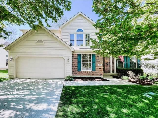 1264 Black Oak Drive, Greenwood, IN 46143 (MLS #21781532) :: AR/haus Group Realty