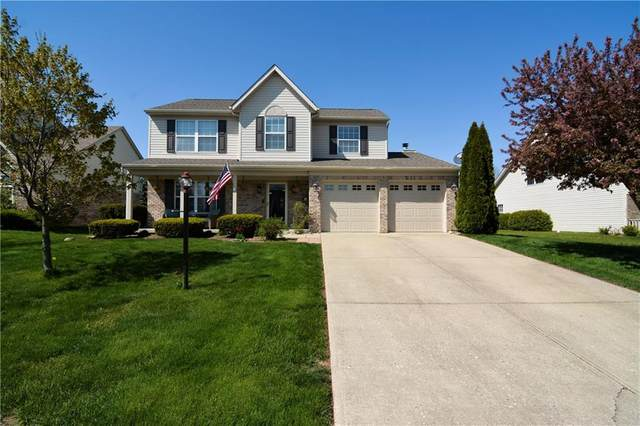 7608 Samuel Drive, Indianapolis, IN 46259 (MLS #21781541) :: AR/haus Group Realty
