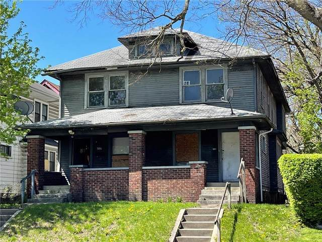 3106 N College Avenue, Indianapolis, IN 46205 (MLS #21781545) :: RE/MAX Legacy