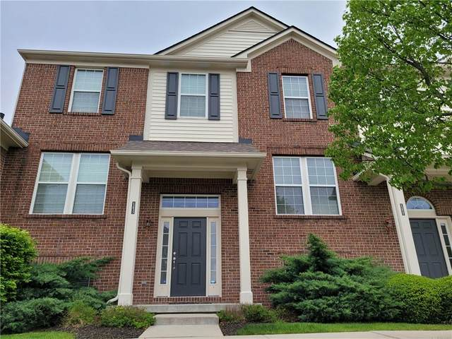 13833 Willesden Circle, Fishers, IN 46037 (MLS #21781557) :: Richwine Elite Group