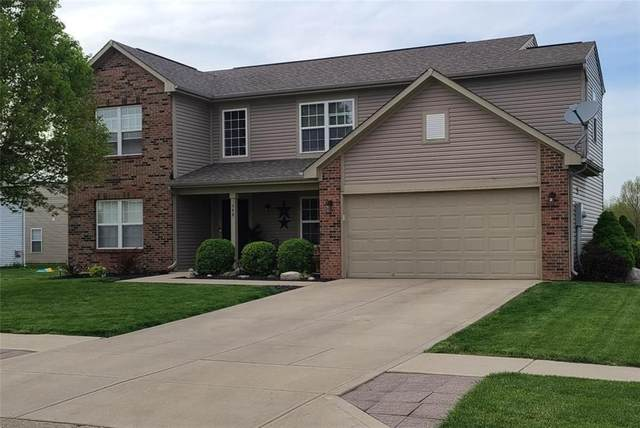548 Southern Pines Drive, Whiteland, IN 46184 (MLS #21781563) :: Ferris Property Group