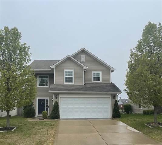11205 Funny Cide Drive, Noblesville, IN 46060 (MLS #21781570) :: The Evelo Team