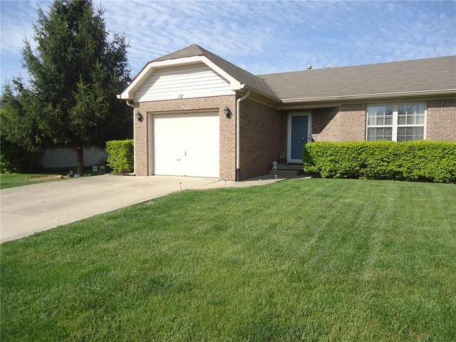 12 Grassyway Court, Whiteland, IN 46184 (MLS #21781571) :: Anthony Robinson & AMR Real Estate Group LLC