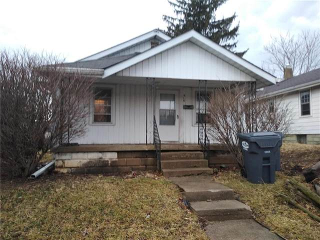 516 W 21st Street, Anderson, IN 46016 (MLS #21781600) :: Anthony Robinson & AMR Real Estate Group LLC
