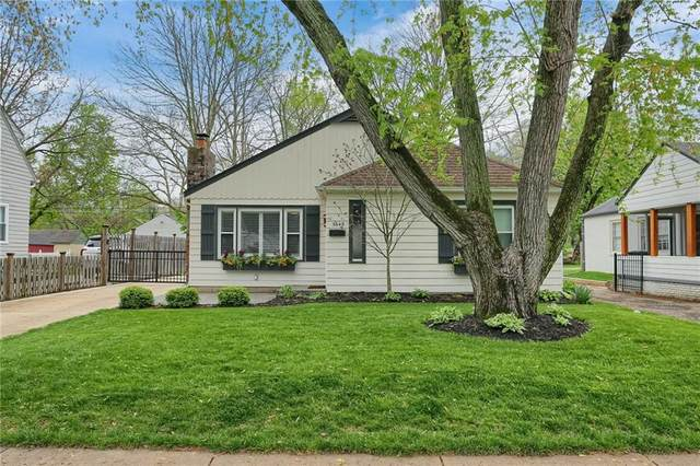 5649 Haverford Avenue, Indianapolis, IN 46220 (MLS #21781604) :: RE/MAX Legacy