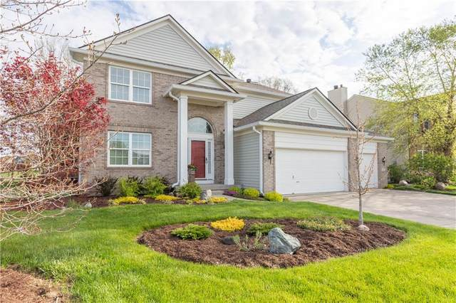 16604 Lakeville Crossing, Westfield, IN 46074 (MLS #21781610) :: Anthony Robinson & AMR Real Estate Group LLC