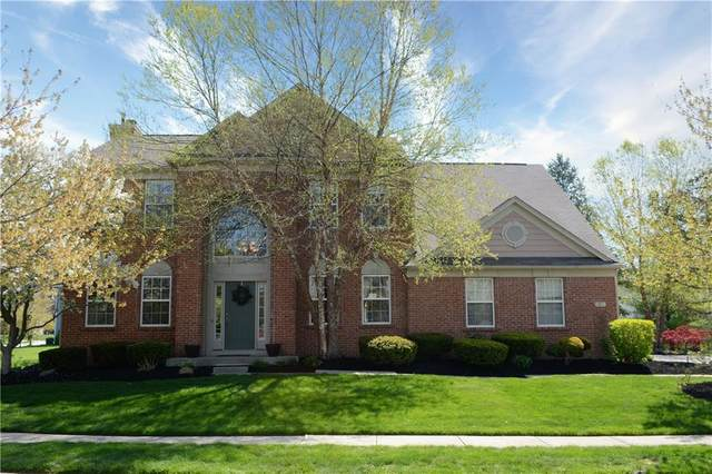 8275 Cloverdale Way, Indianapolis, IN 46256 (MLS #21781624) :: Anthony Robinson & AMR Real Estate Group LLC