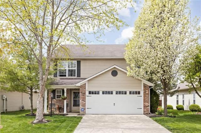 15473 Wandering Way Drive, Noblesville, IN 46060 (MLS #21781625) :: Keller & Corbett Real Estate