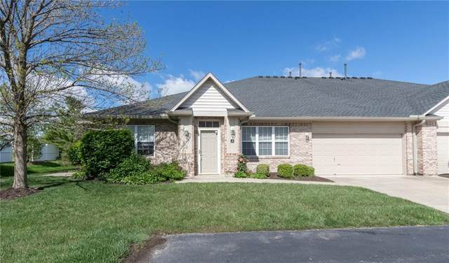6981 Park Square Drive A, Avon, IN 46123 (MLS #21781627) :: Heard Real Estate Team | eXp Realty, LLC