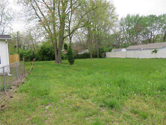 4915 W Minnesota Street, Indianapolis, IN 46241 (MLS #21781635) :: The Evelo Team