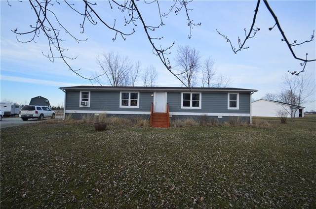 4186 E 1100 S, Markleville, IN 46056 (MLS #21781646) :: Mike Price Realty Team - RE/MAX Centerstone