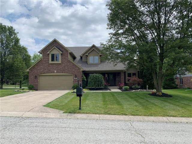 8749 N Port Circle, Indianapolis, IN 46236 (MLS #21781658) :: Ferris Property Group