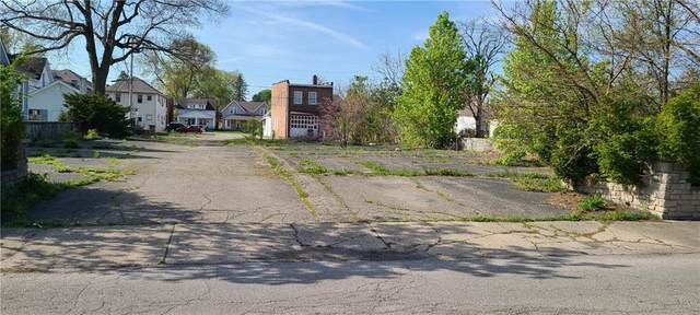 0 E 12th Street, Anderson, IN 46016 (MLS #21781667) :: RE/MAX Legacy