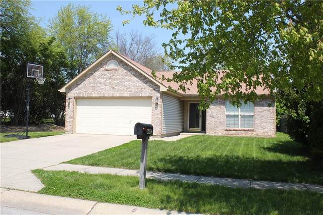 6002 Cedar Lake Drive, Indianapolis, IN 46254 (MLS #21781678) :: The Evelo Team