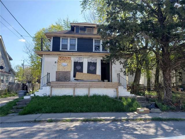 511 N Parker Avenue, Indianapolis, IN 46201 (MLS #21781680) :: RE/MAX Legacy
