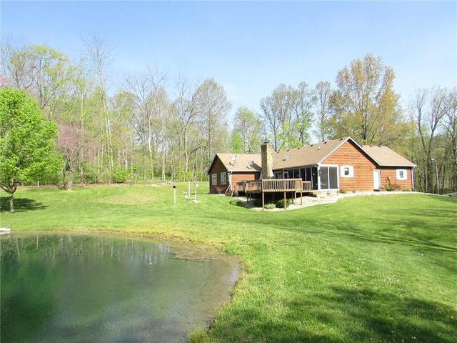 6780 E Centenary Road, Mooresville, IN 46158 (MLS #21781685) :: Mike Price Realty Team - RE/MAX Centerstone