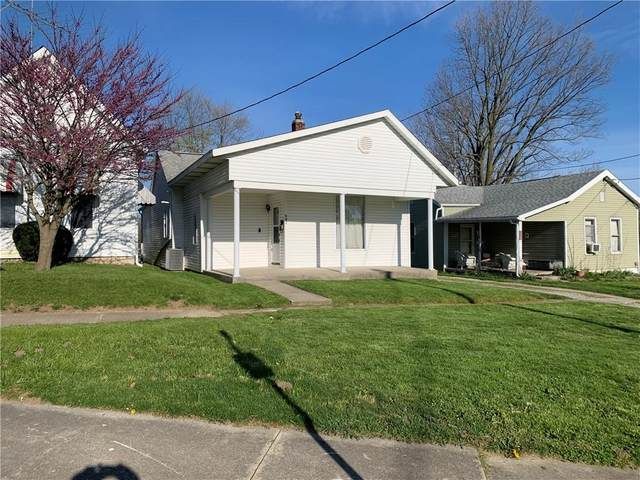 402 S Broadway Street, Greensburg, IN 47240 (MLS #21781688) :: Mike Price Realty Team - RE/MAX Centerstone