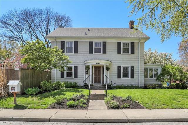 4340 N Capitol Avenue, Indianapolis, IN 46208 (MLS #21781703) :: Anthony Robinson & AMR Real Estate Group LLC