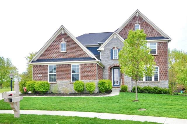7861 Rock Creek, Avon, IN 46123 (MLS #21781715) :: Mike Price Realty Team - RE/MAX Centerstone