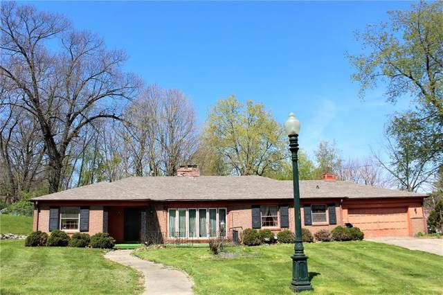 2106 Atwood Drive, Anderson, IN 46016 (MLS #21781717) :: AR/haus Group Realty