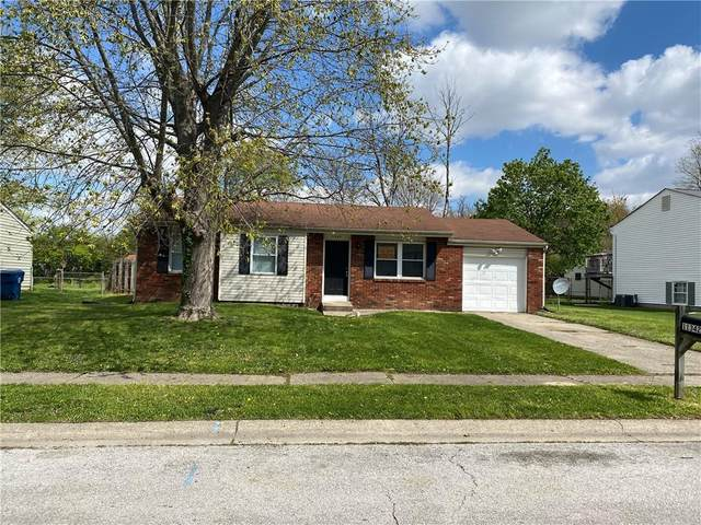 11342 E Mcdowell Drive, Indianapolis, IN 46229 (MLS #21781720) :: The Evelo Team